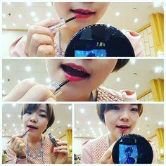 nuskin Korea  tinted in nucolor  뉴컬러 틴트  distributor  KR3210810  화사한 봄 입술 완성~