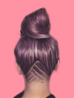 30 Attractive Chic Undercut Hairstyles Designs to try this Summer Page 4 of 30 ShowmyBeauty Undercut Hairstyles Women, Undercut Long Hair, Undercut Women, Undercut Pixie, Pixie Haircuts, Short Undercut Hairstyles, Shaved Undercut, Shaved Hairstyles, Short Hair Designs