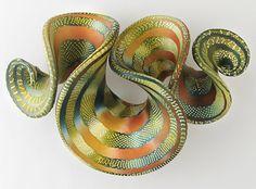 Elise Winters, polymer clay brooch