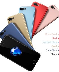 Luxury Phone Case iPhone Ultra Thin Cover