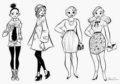 Mint Corral - Fashion (2012) Elsa Chang
