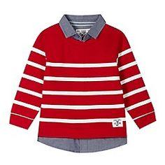 Kids Sweatshirts & Fleeces For Boys & Girls at Debenhams.com