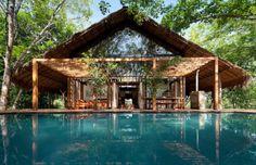 Holiday home of the week: a jungle hideaway in Sri Lanka