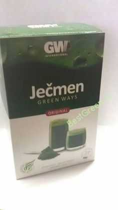 Green Ways Mladý Ječmen 250g