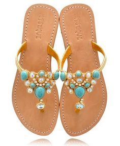 Summer Sandals- get a statement bubble necklace to match!!! :) white floppy shirt with coral colored shorts!!! Cute!!!