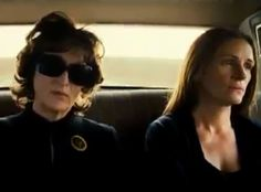 "Meryl Streep With Julia Roberts in ""August: Osage County"" (to be released in 2013) i have not seen yet ... i will thou"