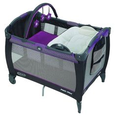 Graco Pack 'n Play Playard with Reversible Napper & Changer LX - Turner