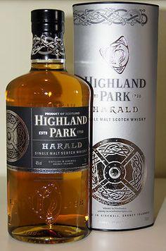 HIGHLAND PARK HARALD 40% 0,7 L Neuheit ! Islay Single Malt Scotch Whisky RAR ! € 79,00