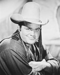 """No, not 'Horse.' Just plain Hoss. H-O-S-S."" (Bonanza)"