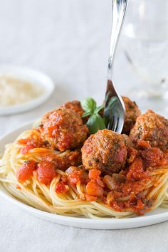 Spaghetti and Meatballs | Cooking Classy