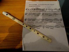 New Tin Whistle