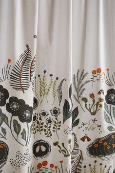 Twilight Shower Curtain - anthropologie.com