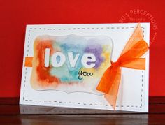 online card classes water colours for card makers
