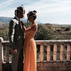 Prêt pour le mariage de l'année  De boda  #lescornesdejuju #homedecoration #homedecor #deco #logroño #weeding #boda #mariage #outfitoftheday #kooples #iloveyou #yellowdress #fb #mariaroch