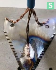 🛠 Now It Is No Longer Necessary to Throw Away Broken Parts! Find Out How! 💪 Welding Rods, Metal Welding, Welding Art, Metal Projects, Welding Projects, Diy Projects, Welding Supplies, Don Chuy, Metal Working Tools