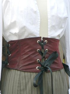 wow - i could look like I have a waist after having two children - STEAMPUNK! @Teresa Selberg Clement