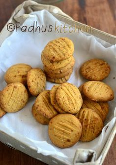 Millet Cookies Recipe-Kuthiraiwali Biscuits-Healthy Snacks Recipe