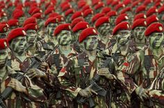 indonesian military   the past indonesia changed indonesia has a very strong army