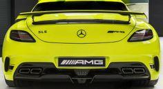 Mercedes SLS AMG Black Series by AMG Performance Studio
