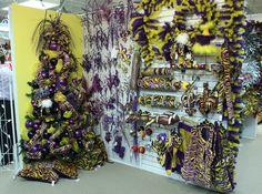 LSU display in our Dallas showroom  www.craigbachman.com