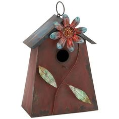 I pinned this Fleur Birdhouse from the For the Birds event at Joss and Main!
