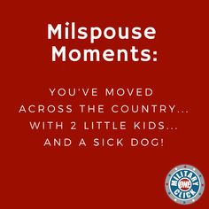 Milspousefest - The modern network for military spouses and families. Military Memes, Military Spouse, Sick Dog, House Plants, In This Moment, Couples, Indoor House Plants, Foliage Plants, Couple