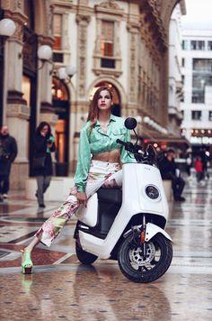 NIU N1S Civic #niu #aniuwayforward #niumobility #escooter #eroller #elektroroller #motorroller #scooter #emobility #emobilitaet