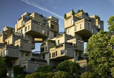 Unpretentious and often stark in appearance, let us introduce you to 10 positively brutalist buildings.