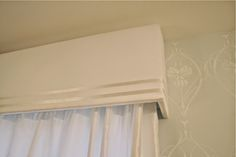 How To Make A Valance.....Inexpensive And Easy