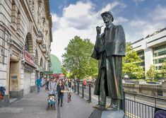 25 Best Things To Do In London (England) - The Crazy Tourist Sherlock Series, Sherlock Holmes, Baker Street, Elementary Sherlock, London Places, Cities In Europe, Things To Do In London, England And Scotland, Beautiful Places In The World
