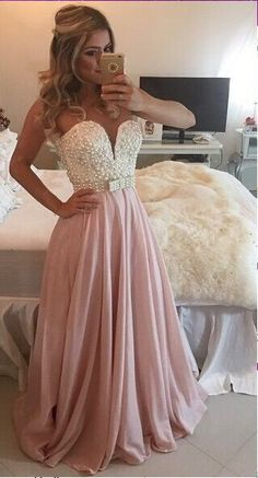 Fashion Prom Dress, Dresses for Prom, Graduation Dress, Formal Dress For Teens BPD0031