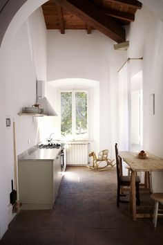 Villa Lena Bedroom, Designed by Clarisse Demory, Photograph by Coke Bartrina | Remodelista
