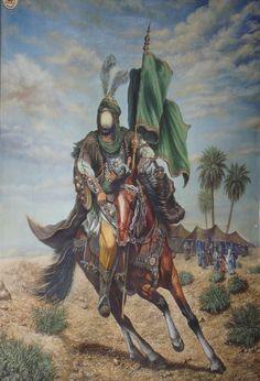 AL Abbas by shia-ali.deviantart.com on @deviantART