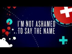 """Not Ashamed 