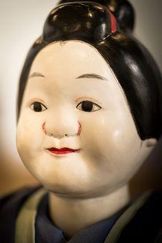 Stephane Barbery - bunraku puppet