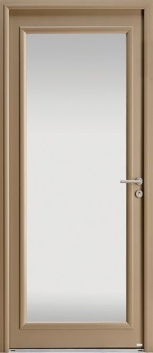 mod le phosphore porte d 39 entr e aluminium contemporaine sans vitrage donnez une autre dimension. Black Bedroom Furniture Sets. Home Design Ideas