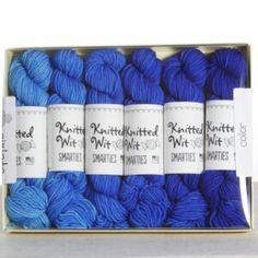 Knitted Wit Sixlets Yarn