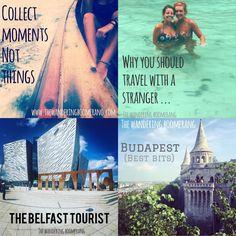 www.thewanderingboomerang.com #thewanderingboomerang #travel #blog #iceland #30by30 #budapest #packingbible #thailand #prague #packinglist #nectarlist #sailing #croatia #booksforthewanderlust #belfast #northernireland #travelwithastranger