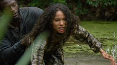 First peak at new US television drama Underground that stars Australian actress Jessica De Gouw