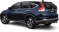 New Honda CR-V will launch soon in Indian Market. Information about new Honda CR-V price, technical specifications and other features