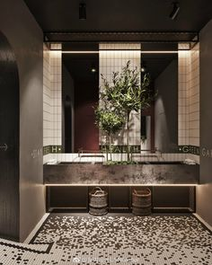 #餐厅设计# 位于圣彼得堡的GREEN GARDEN... 来自室内设计DSNGlobal - 微博