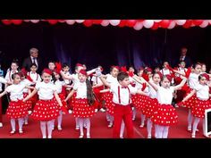İncirlik Ahmet Hamdi Tanpınar İlköğretim Okulu - 2B Sınıfı 23 Nisan Gösterisi - YouTube