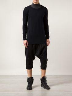 ØDD. Cropped Flange Trouser