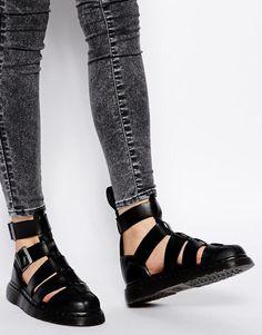 Dr Martens | Dr Martens Shore Reinvented Geraldo Ankle Strap Sandals at ASOS