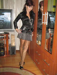 Nylon Women Dating ♥ http://nylonwomendating.com #nylon #dating