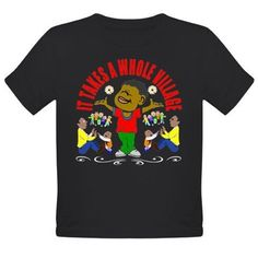 African American kids T-Shirt on CafePress.com