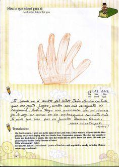 케이코가 보내온 편지