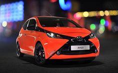 Nouvelle Toyota Aygo : une voiture classée X