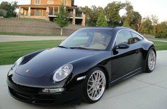 PORSCHE 911 997 TARGA 4S
