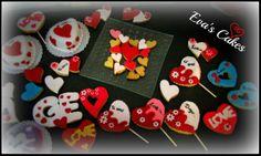 minicake biscotti san valentino